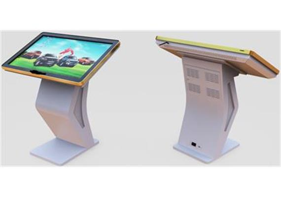 "32"" Android Capacitive Touch display, floor stand"