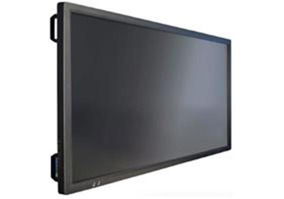 "Indoor 84"" LED TV LG"