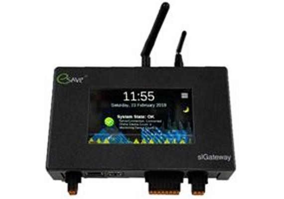 esave Gateway mit GPS
