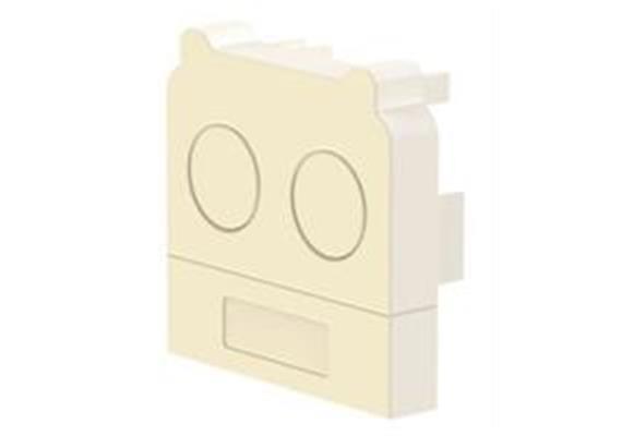 Swiss Licht Endcap & input cap for PC cover